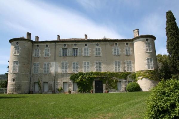 Château de Joviac Rochemaure Ardèche