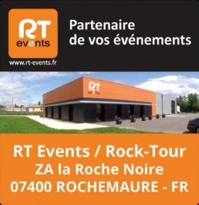 RT events Rochemaure Partenaire Rochemaure Aquarelle Biennale Stages 2018