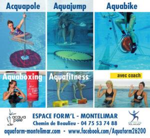 Aquaform Montélimar Partenaire Rochemaure Aquarelle Biennale Stages 2018