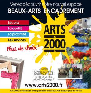 Arts 2000 Montélimar Partenaire Rochemaure Aquarelle Biennale Stages 2018