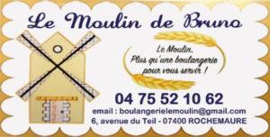 Le Moulin de Bruno Rochemaure Partenaire Rochemaure Aquarelle Biennale Stages 2018