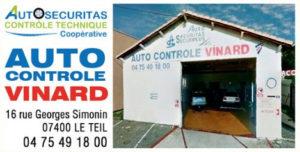 Vinard Auto Contrôle Le Teil Partenaire Rochemaure Aquarelle Biennale Stages 2018