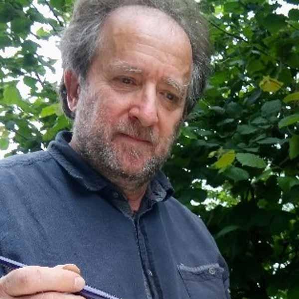 Didier GEORGES Biennale 2021 Rochemaure Aquarelle